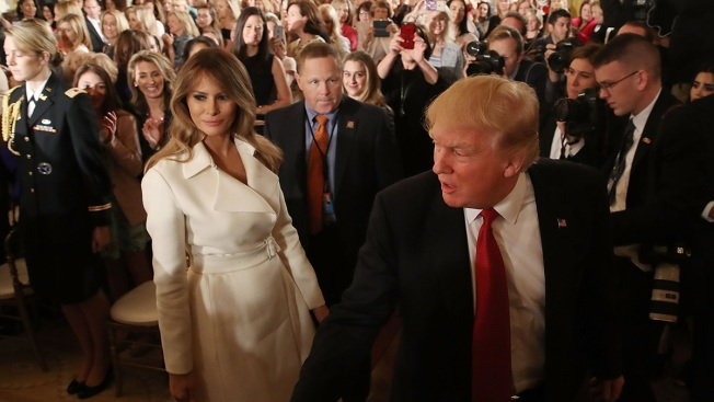 Trump at Women's Empowerment Panel: 'Have You Heard of Susan B. Anthony?'