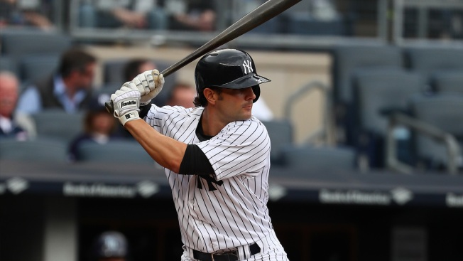 Rangers Claim Infielder Pete Kozma off Waivers from Yankees