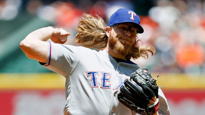 Gallo, Odor, Andrus HR, Rangers Top Astros 10-4 to End Skid