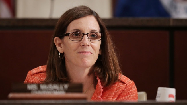 'Grow a Pair of Ovaries': Ariz. Rep. McSally Chides GOP in Senate Bid Launch
