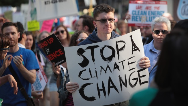 Aiming at Trump, House OKs Bill to Keep US in Paris Climate Accord