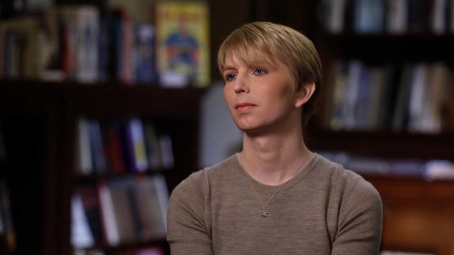 Chelsea Manning Friend Says She's Safe After Window-Ledge Tweet