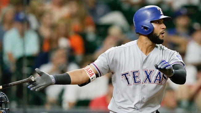 Darvish, Mazara Lead Rangers Over Astros 6-1