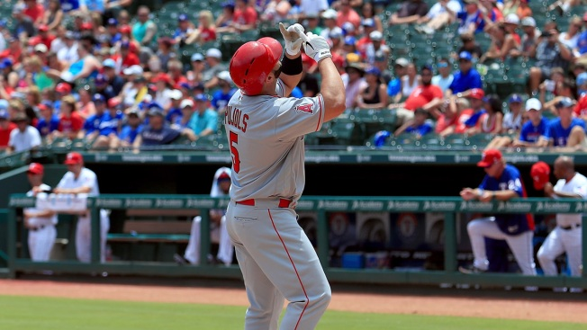 Ramirez, Pujols Lead Angels Past Rangers 3-0