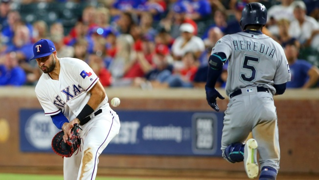 After Yu: Rangers Lose 6-4 to Mariners After Dealing Ace