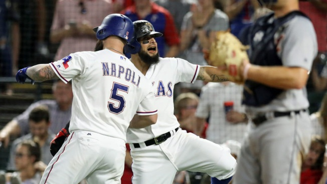Rangers Hit 3 Homers Off Verlander in 10-4 Win Over Tigers