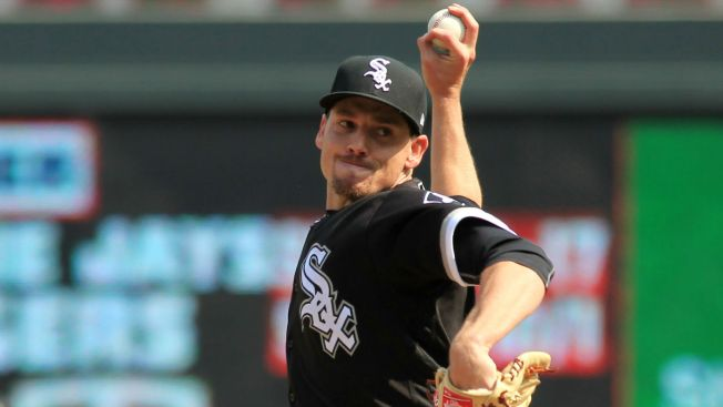 White Sox Pitcher Danny Farquhar in Critical Condition After Suffering Brain Hemorrhage