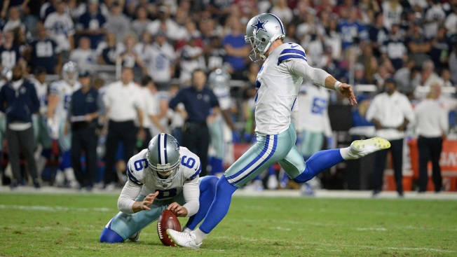 the best attitude 2c142 c9a9f Dan Bailey's Groin Injury Creates Trust Issue for Cowboys ...