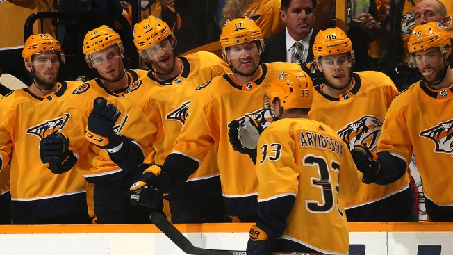 Stargazing: Stars Host Nashville Predators Tuesday