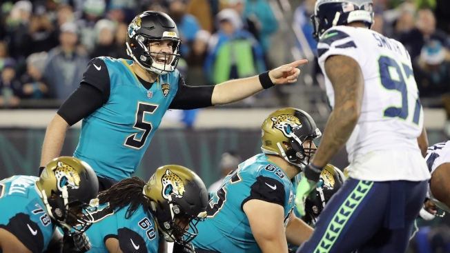 Jaguars Enter Playoffs With Little Postseason Experience
