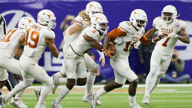 Texas Beats Missouri in Texas Bowl