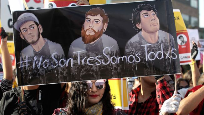 Mexican Rapper Confesses to Dissolving Film Students in Acid: Sources