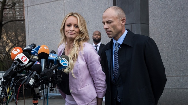 Judge Dismisses Stormy Daniels' Hush Money Suit Against Trump