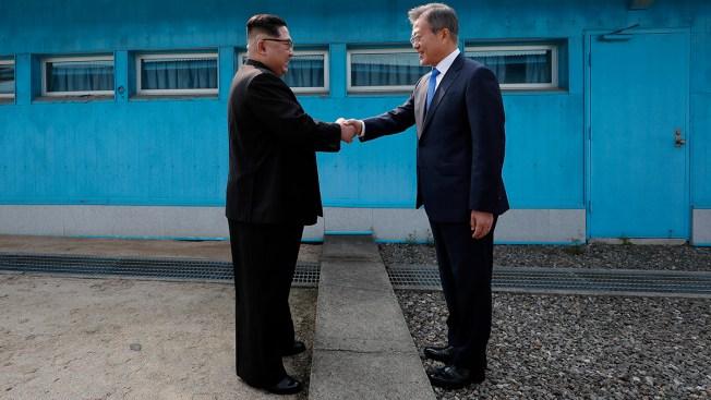 US Team in N. Korea Raises Expectations of a Trump-Kim Summit