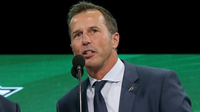 Mike Modano Returns to NHL Roots in Minnesota, as Wild Adviser