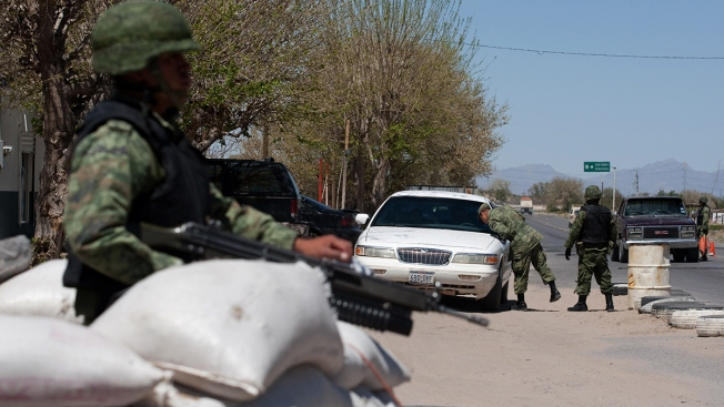 Deadly Ambush Shows Mexico Lost Control of Area