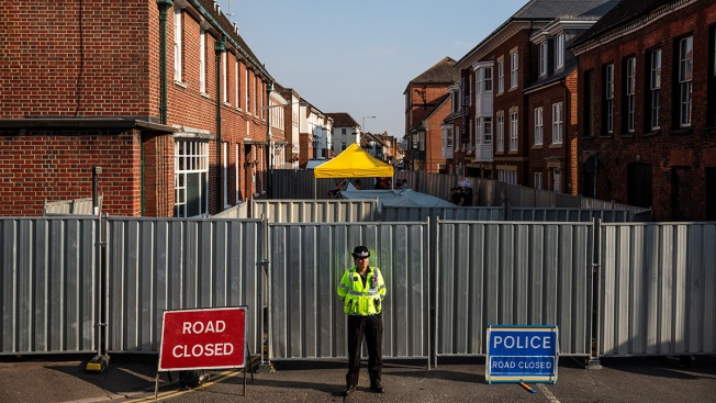 Police Open Murder Probe as 1 of 2 UK Nerve Agent Victims Dies
