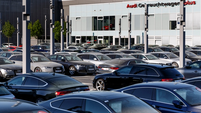 Audi Recalls Nearly 75,000 Vehicles Due to Fire Risk