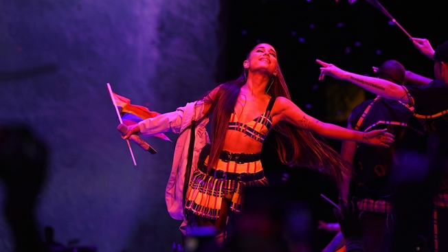 Ariana Grande Opens Up About the Challenges of Touring: 'I Cry a Lot'