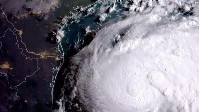 Harvey to dump heavy rains on Texas; hurricane possible