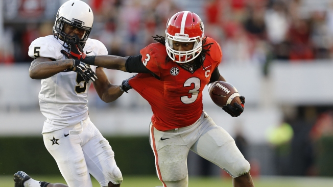 Cowboys Draft Profile: RB Todd Gurley