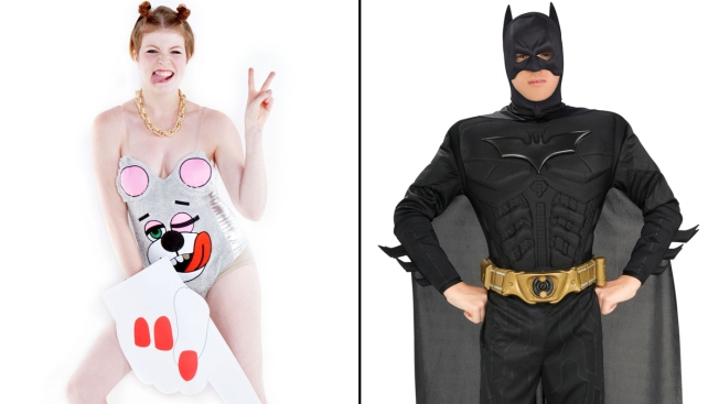 Witch, Batman, Internet Memes Top Halloween Costumes for 2013