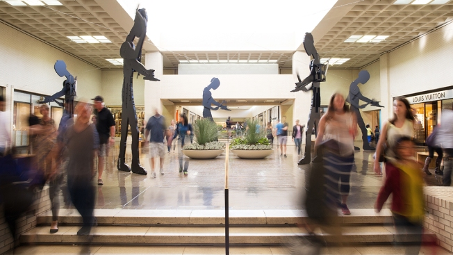 Access to Art is Always in Style at NorthPark Center