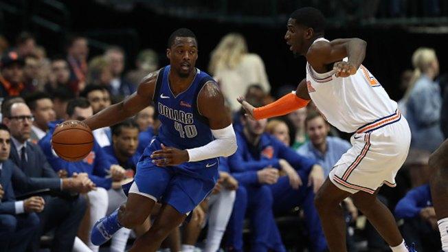 Barnes Scores 23, Leads Mavericks Past Bulls