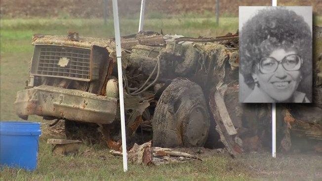 Body Found in Submerged Truck is Helen Holladay