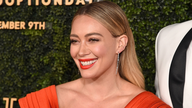Hilary Duff Dishes on Motherhood and What Fans Can Expect From the 'Lizzie McGuire' Reboot