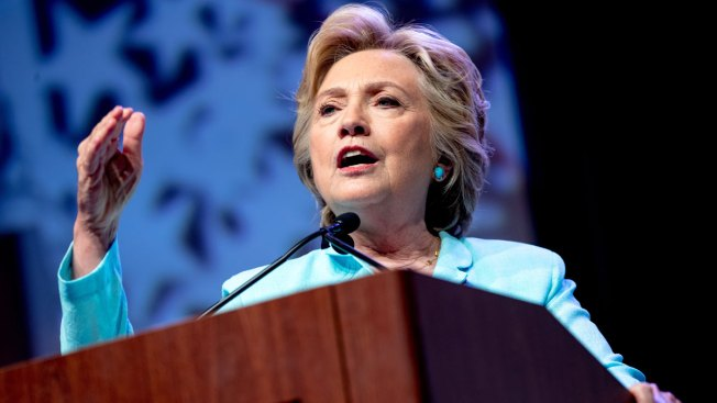 Clinton Spends Big on Olympics TVs Ads, Trump Airs None