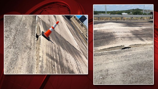 Buckled Lanes Repaired, Re-Open on I-35W in Burleson