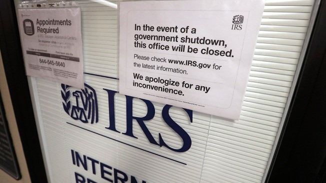 Some Workers Still Unpaid After Shutdown, Dread What's Next
