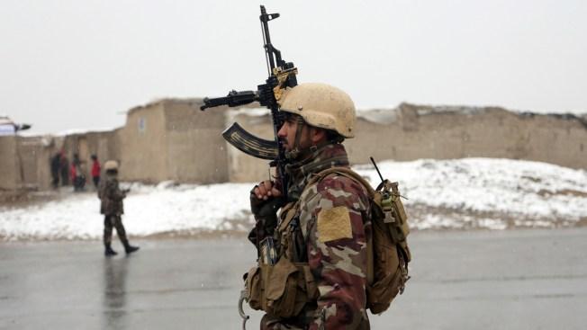 11 Afghan Troops Die in ISIS Attack on Kabul Military Academy