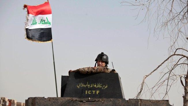Iraqi Strikes Kill ISIS Commanders, Fate of Leader Al-Baghdadi Unknown
