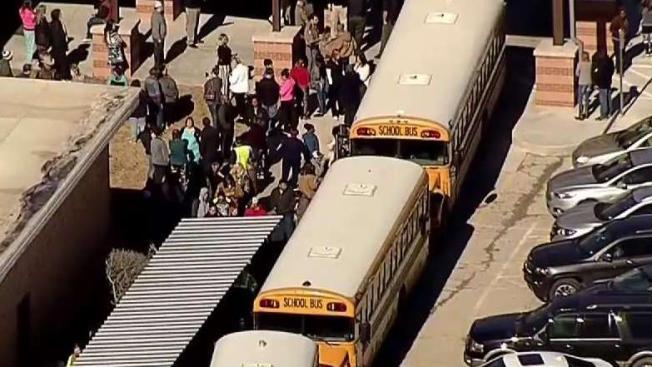 Two dead in U.S. school shooting