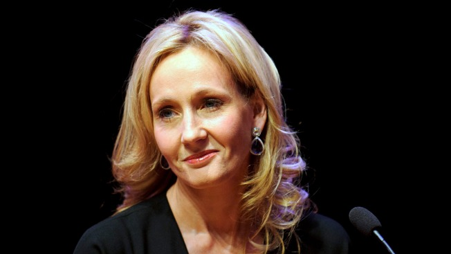 JK Rowling Says She Is Working on New Children's Book