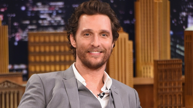 Matthew McConaughey to Teach Film Class at UT Austin