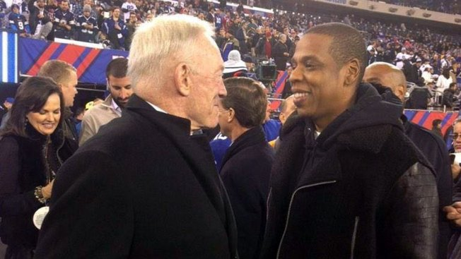 NFL Teaming With Jay-Z on Entertainment And Social Activism