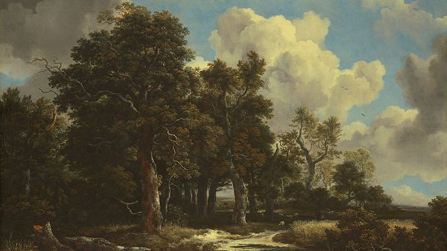 Kimbell Acquires Dutch Landscape Masterpiece