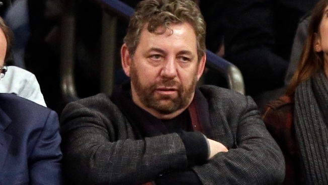 Knicks Owner Calls Angry Fan an Alcoholic, Says Team Doesn't Want Him