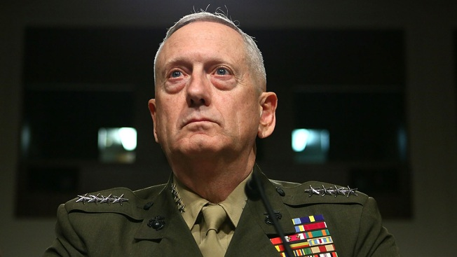 Senate Panel Approves Retired Marine Gen. James Mattis for Defense Post