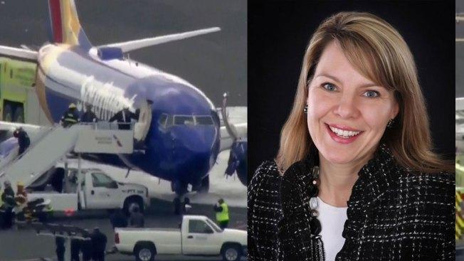 Passenger Dead After Southwest Airlines Emergency 0b604c3fa