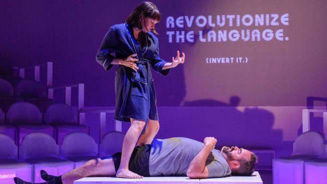 Hear Her Roar at Second Thought Theatre's 'Revolt. She Said. Revolt Again.'