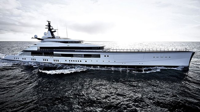 Image result for jerry jones yacht