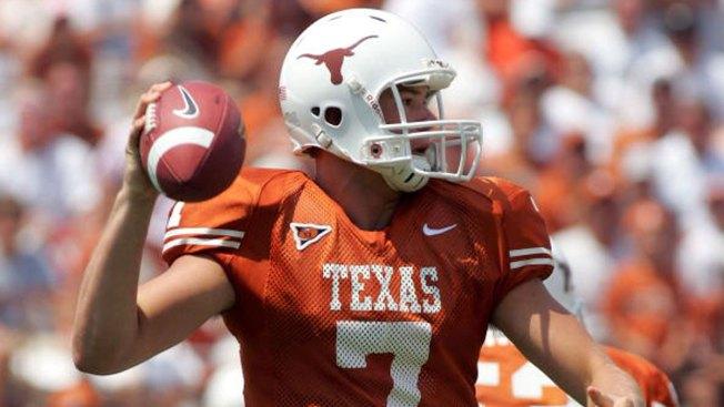 Former University of Texas Quarterback Jevan Snead Dead at 32