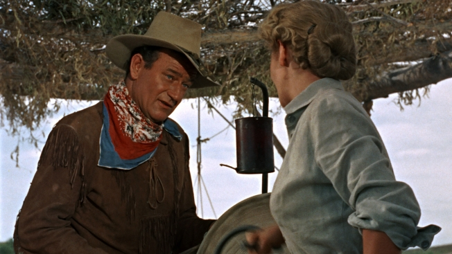 'Hondo' Blu-ray Reveals John Wayne at the Height of His Heroic Image