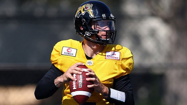 Johnny Manziel Better, but Alouettes Stumble at End