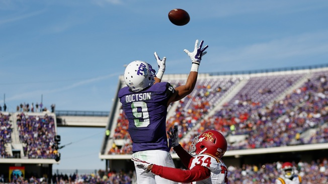 Scouting the NFL Draft: WR Josh Doctson