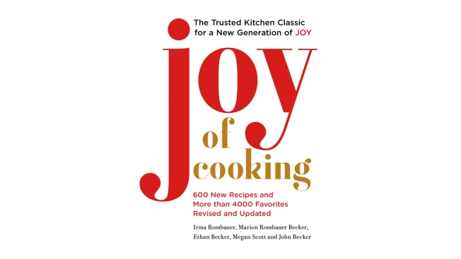 Fresh From the Oven: New 'Joy of Cooking' Out in November